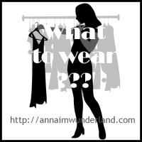 Anna im Wunderland: What to wear?